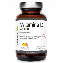 Kenay Witamina D 4000 IU...