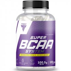 TREC Super BCAA System 150caps