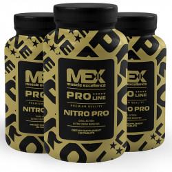 MEX Nitro Pro 120tabs