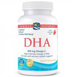 NORDIC NATURALS DHA 90caps