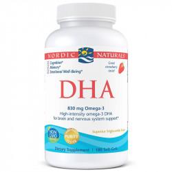 NORDIC NATURALS DHA 180caps