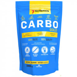 7NUTRITION Carbo Gold 1000g