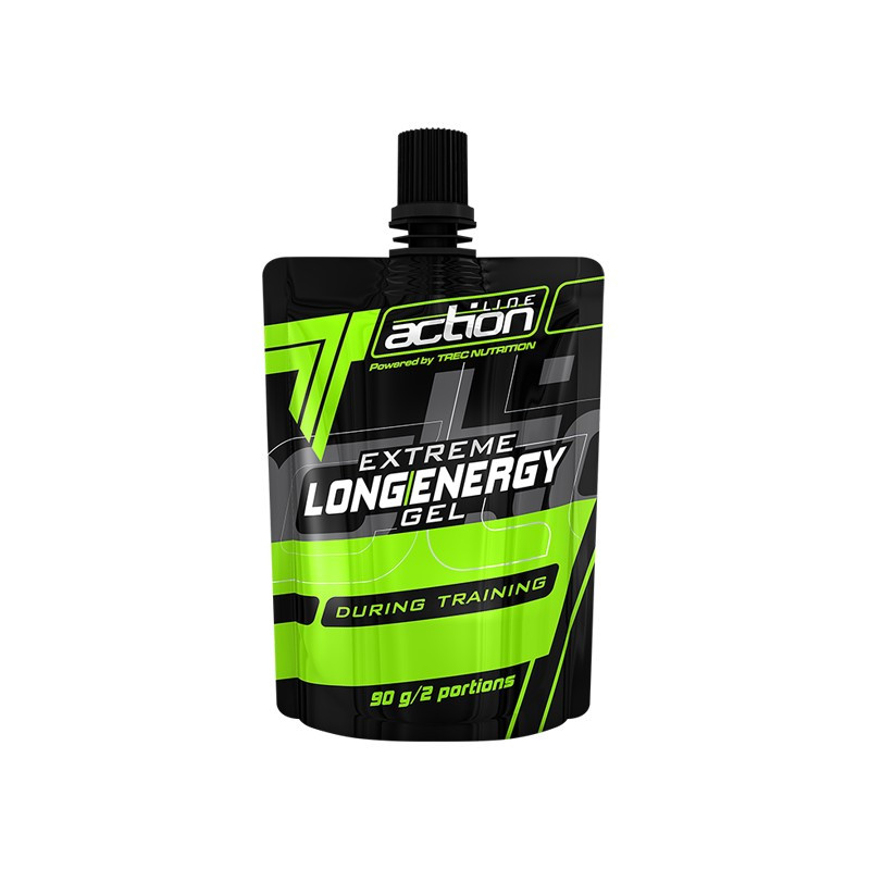TREC Long Energy Gel 90g