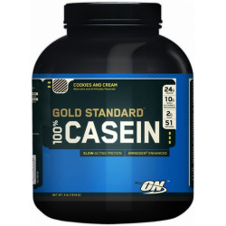 OPTIMUM NUTRITION 100% Casein Gold Standard 1818g
