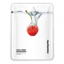 MYPROTEIN Myvitamins Total Trans Resveratrol (Antyoxydant) 120tabs