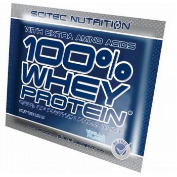 SCITEC 100% Whey Protein 30g