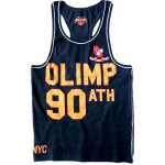 OLIMP Luke Czarna Tank Top