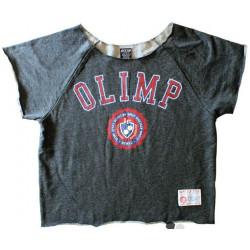 OLIMP Nick LIVE AND FIGHT Rag Top Koszulka