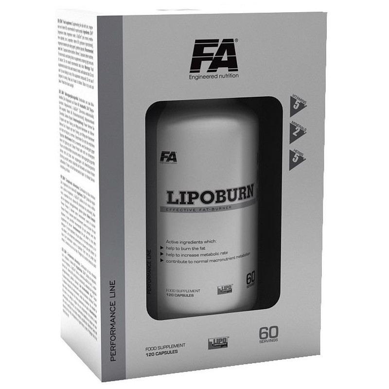 FA Lipoburn 120caps