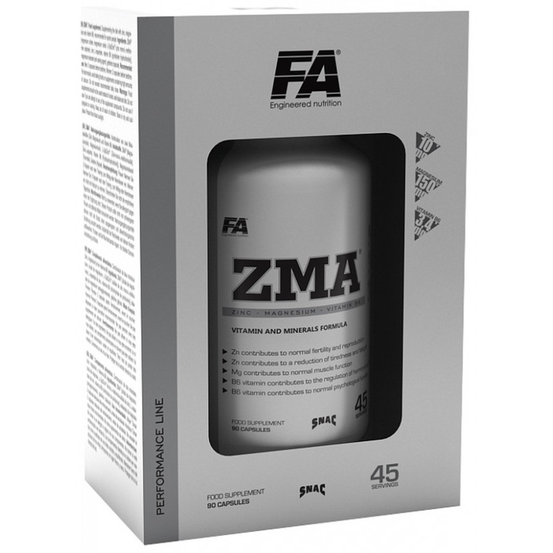FA ZMA 90caps