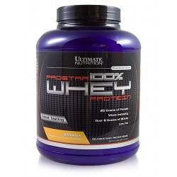 Ultimate Nutrition Prostar Whey Protein 2,2kg