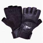 TREC Rękawice Treningowe Strong Gloves Black