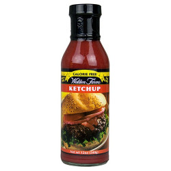 WALDEN FARMS Sauce Ketchup...
