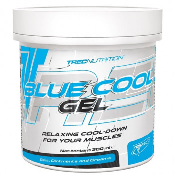 TREC Blue-Cool Gel 300ml Żel Chłodzący