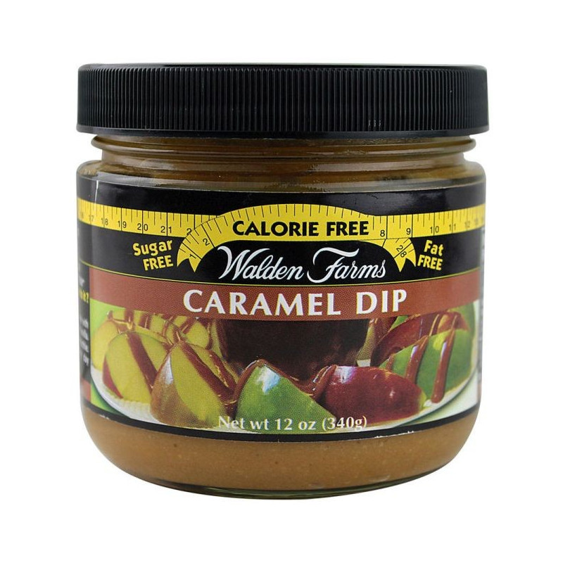 WALDEN FARMS Caramel Dip Do Owoców 340g