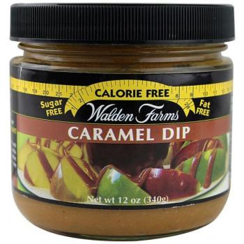WALDEN FARMS Caramel Dip 340g Karmelowy Dip Do Owoców