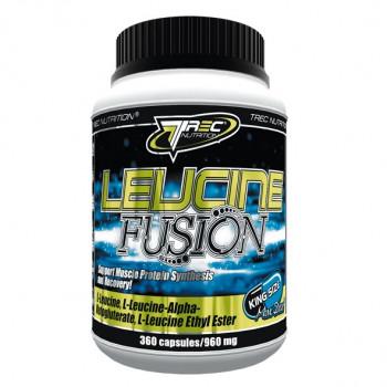 TREC Leucine Fusion 360caps