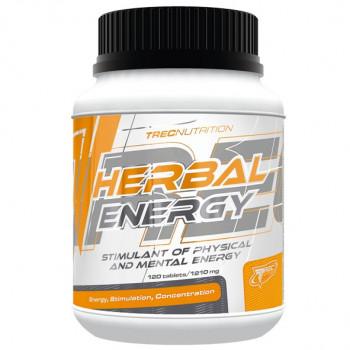 TREC Herbal Energy 120tabs