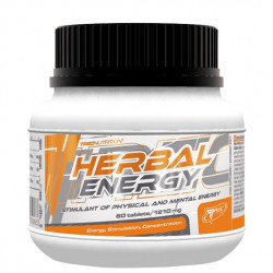 TREC Herbal Energy 60tabs