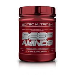 SCITEC Beef Aminos 500tabs
