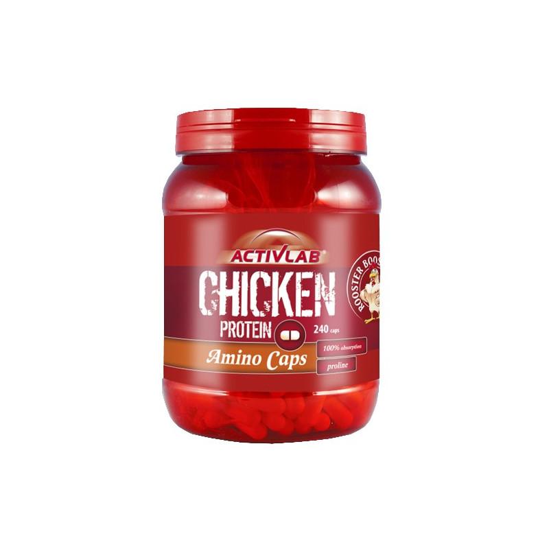ACTIVLAB Chicken Protein Amino Caps 240caps
