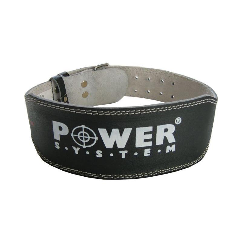 POWER SYSTEM 3250 Belt Basic PAS SKÓRZANY