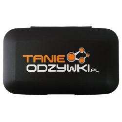 PILL BOX PUDEŁKO NA KAPSUŁKI TABLETKI LEKI PILLBOX !!!