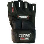 POWER SYSTEM 2800 Power Grip RĘKAWICE TRENINGOWE