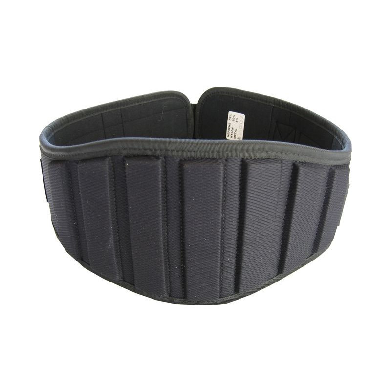 POWER SYSTEM Belt Black PAS NYLONOWY