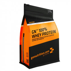 GoNutrition 100% Whey Protein 1000g
