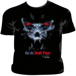 HI TEC T-Shirt Black Devil Koszulka