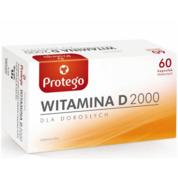 Protego Witamina D 2000 60caps