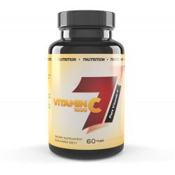 7NUTRITION Vitamin C 1000 60tabs