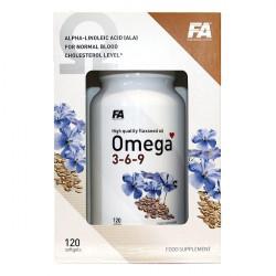 FA Omega 3-6-9 120caps
