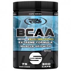 Real Pharm BCAA 300caps