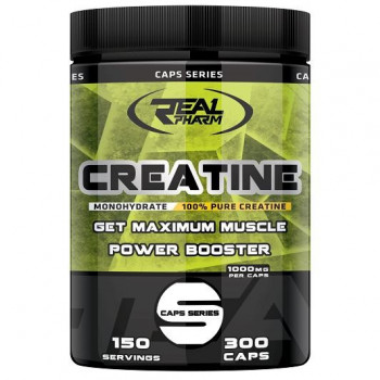 Real Pharm Creatine 300caps
