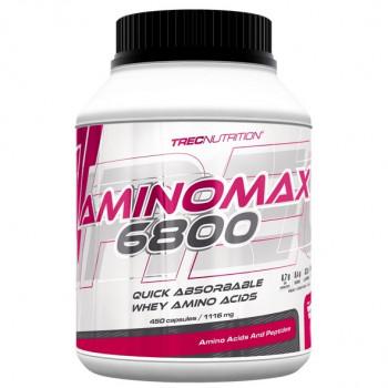 TREC AminoMax 6800 450caps