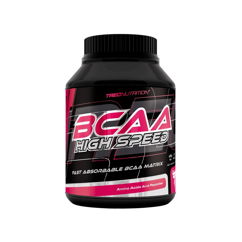 TREC Bcaa High Speed 600g