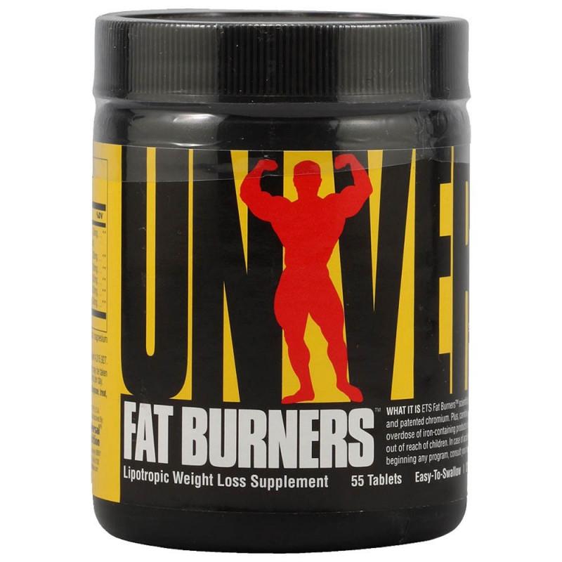 UNIVERSAL Fat Burners 55tabs