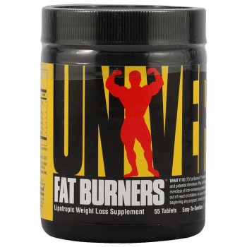 UNIVERSAL Fat Burners 55tabs