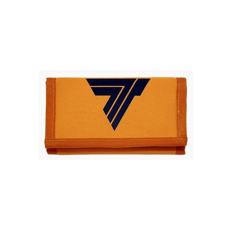 TREC Black Logo T Wallet 02 Portfel