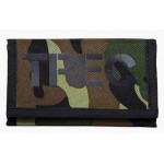 TREC Black Logo Trec Wallet 05 Portfel