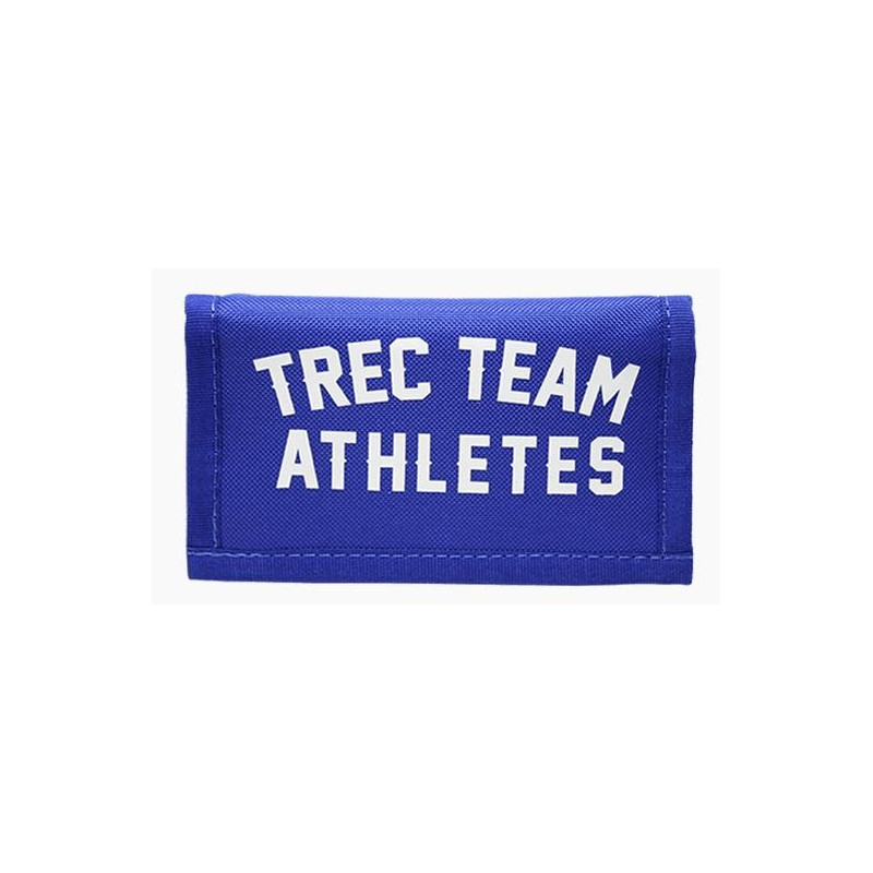 TREC Team Athletes Wallet 04 Blue Portfel