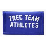 TREC Team Athletes Wallet 04 Blue Portfel