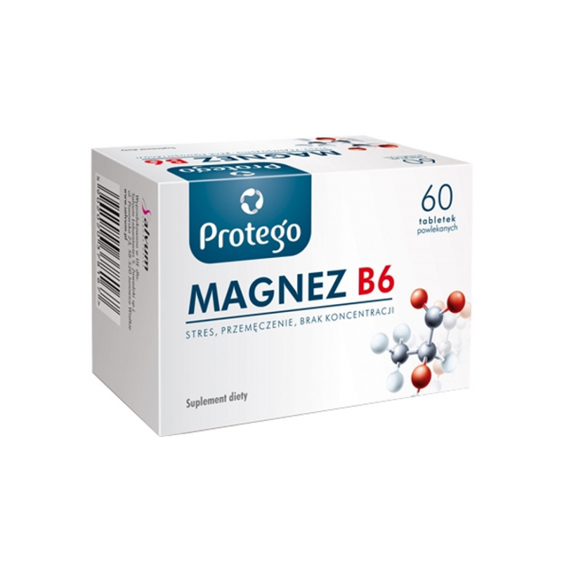 Protego Magnez B6 60tabs