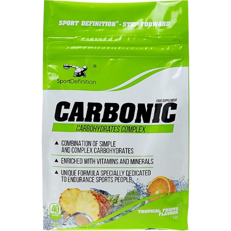 SportDefinition Carbonic 1000g
