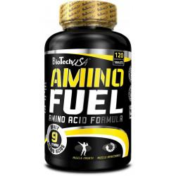 Biotech USA Amino Fuel 120tabs