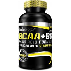 Biotech USA BCAA+B6 380tabs