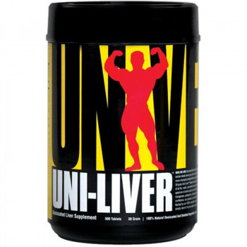 UNIVERSAL Uni-Liver 500tabs