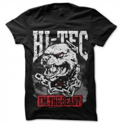 T-Shirt HI TEC I'm The Best Koszulka